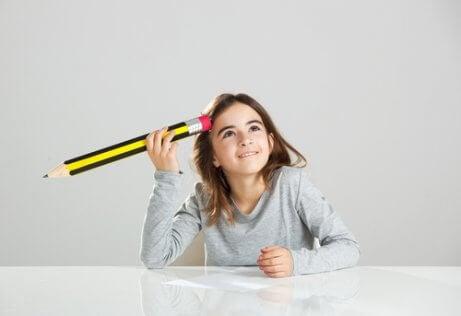 7 ejercicios para mejorar la atención en los niños