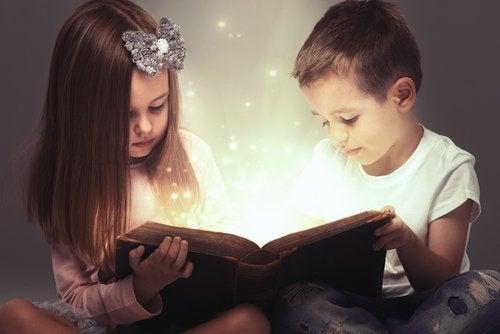 Libros infantiles de magia