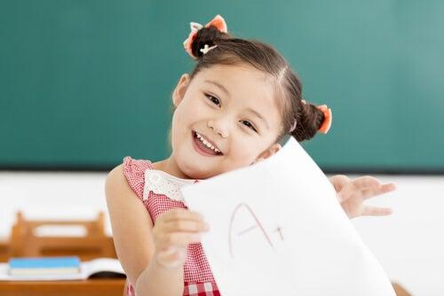 La importancia de transmitir a los niños las ganas de superación