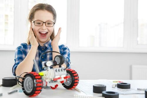 Conociendo el cerebro de los niños superdotados