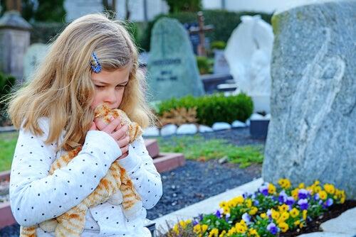 El concepto de la muerte en los niños: ayudas para enfrentarla