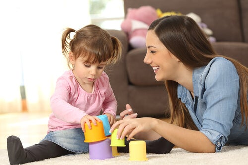 Una niñera puede convertirse en la mejor amiga de tus hijos.