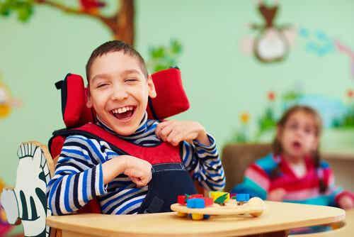 Trastorno de movimientos estereotipados en niños