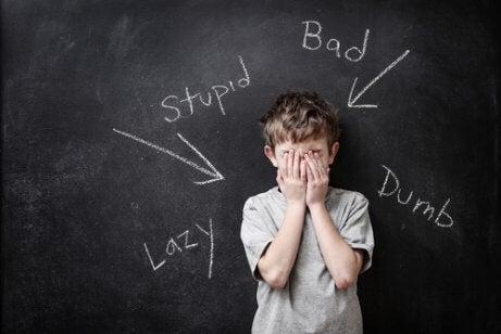 Perjuicios del Efecto Pigmalión en los niños.
