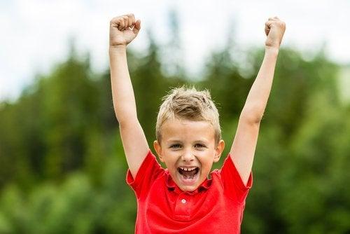 La esperanza en los niños les permitirá perseguir sus sueños para sentirse plenamente felices.