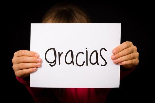 """Palabras mágicas: """"gracias"""", """"perdón"""" y """"por favor"""""""