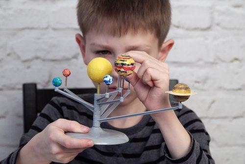 Astronomía para niños: rompiendo límites