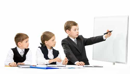 4 dinámicas de liderazgo para niños