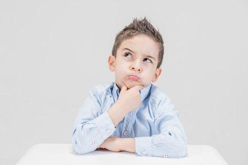 La filosofía para niños genera hábitos reflexivos.