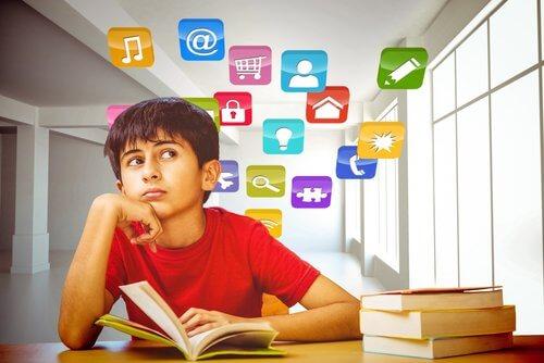 La falta de atención es otro problema de aprendizaje en los niños.