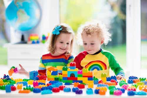 Los beneficios de los juegos de construcción para niños