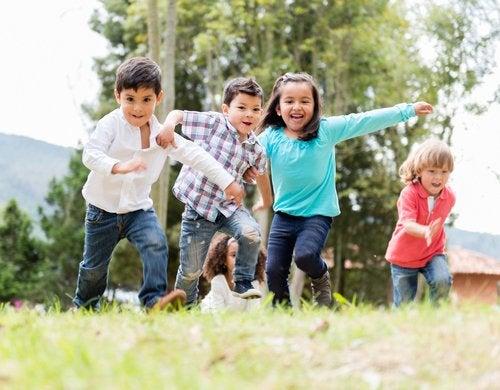 El desarrollo motor en niños de 0 a 5 años