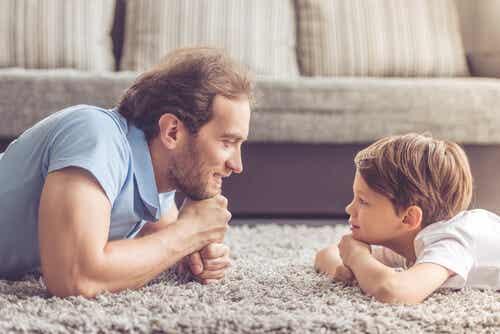 10 normas de comportamiento para niños