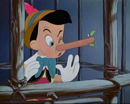 Pinocho fue una de las primeras películas de Disney.