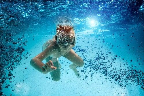 Submarinismo para niños, un deporte en contacto con la naturaleza