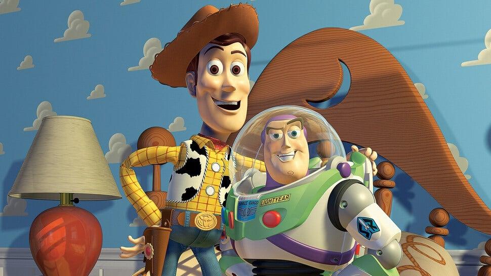 Toy Story uno de los clásicos para ver en familia