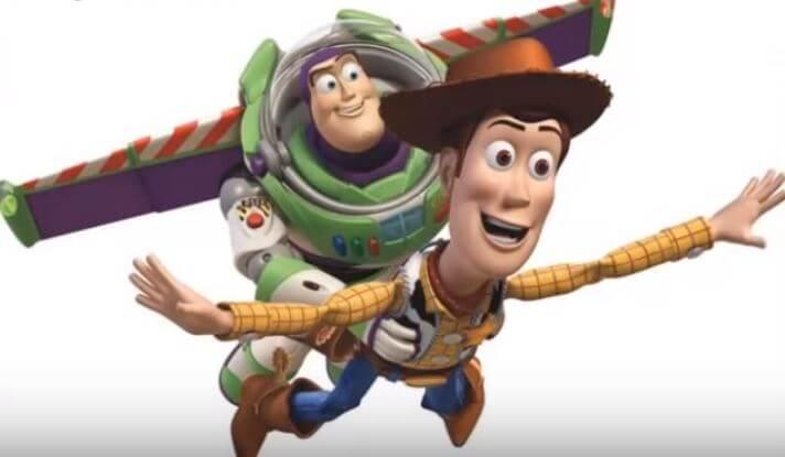 Toy Story fue todo un éxito de taquilla.