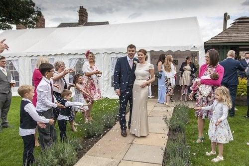 11 tips para involucrar a tus hijos en tu boda