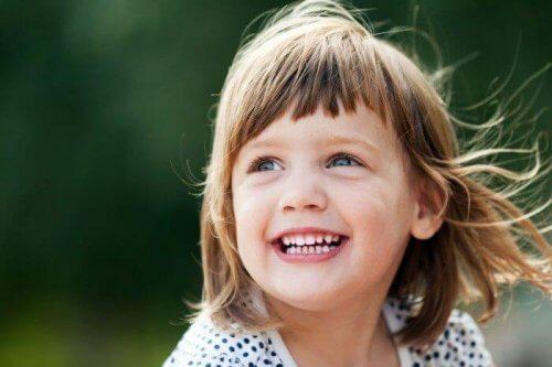 La confianza en sí mismo es clave para ayudar a un niño a sentirse bien.