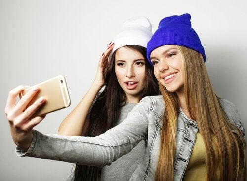 El egocentrismo en la adolescencia.