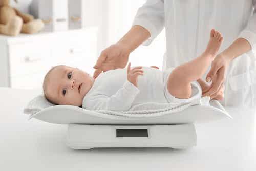 6 recomendaciones para equilibrar el peso de tu bebé