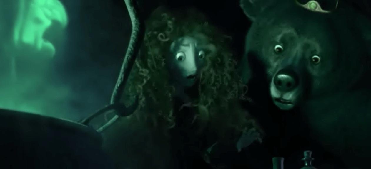 Brave no es la típica película de princesas, sino todo lo contrario.