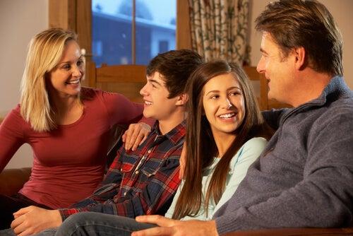 8 consejos para lograr una buena comunicación en la familia