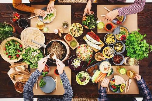 La dieta vegana en los niños