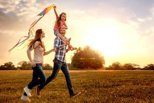 Las salidas al campo con niños pueden ser un excelente plan familiar.