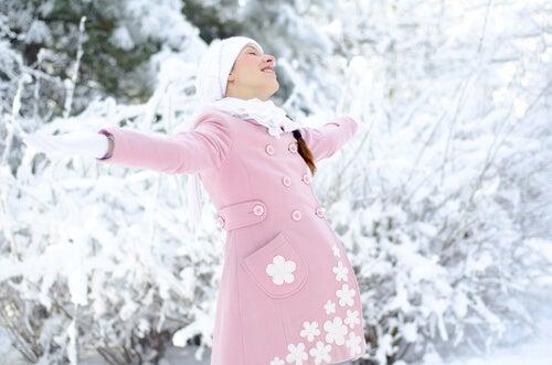 Dar a luz en invierno: pros y contras