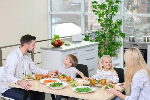 La dieta vegana en los niños.