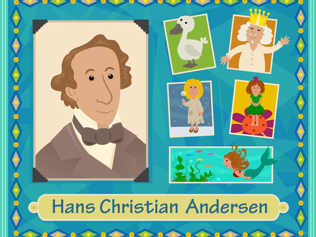 Los cuentos de Andersen en la literatura infantil