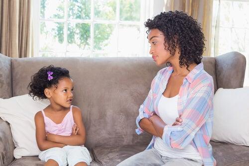 ¿Cuándo debes negociar con tus hijos?