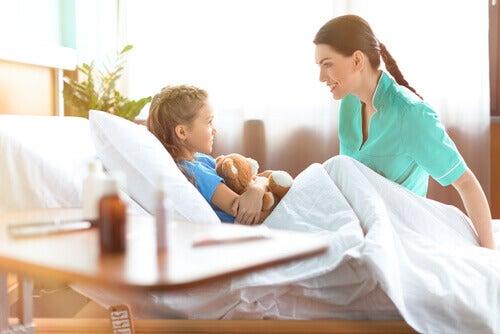 Si tu hizo se ha tomado un medicamento por error, deberás acudir de inmediato al hospital.