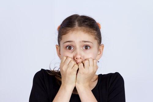El trastorno de pánico en la infancia