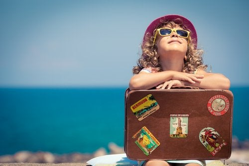 Les vacances sont le moment idéal pour profiter des enfants à temps plein.