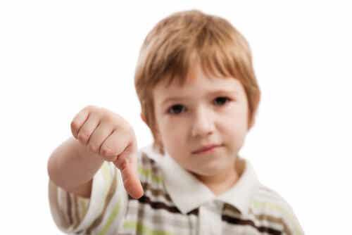 La comunicación emocional en la niñez