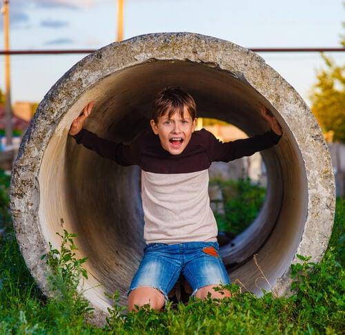 Agorafobia en niños: aprende a controlar la situación
