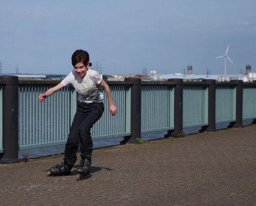 El patinaje comprende muchos estilos que se pueden ajustar a las preferencias de cada persona.