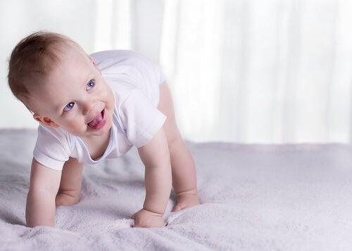 El percentil del bebé es una medida para controlar su crecimiento.