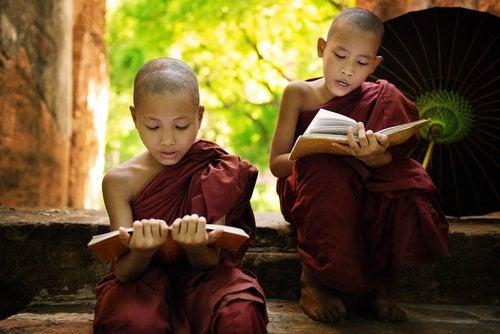 3 cuentos budistas para niños
