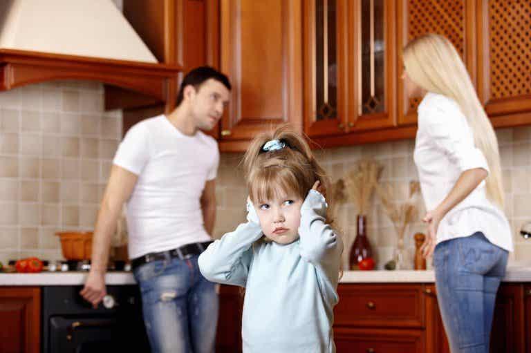 El mal humor de los padres afecta al desarrollo emocional del niño