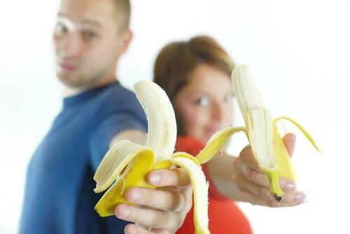 Los plátanos deben estar incluidos en el snack matutino cuando quieras concebir a un bebé.