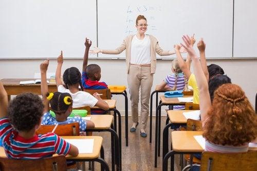 Un buen profesor puede ser recordado por mucho tiempo por sus alumnos.