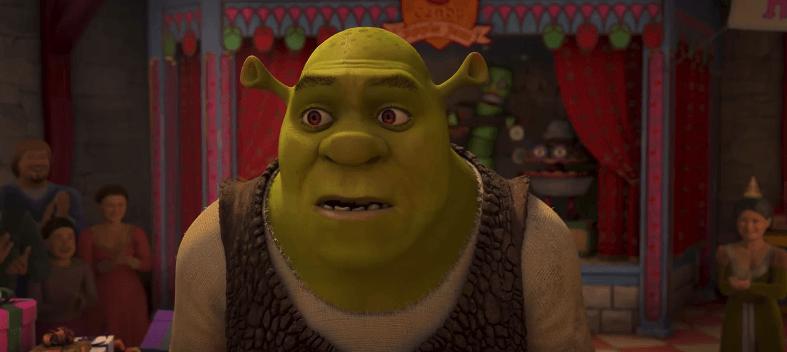 Shrek es una película apta para todos los públicos.