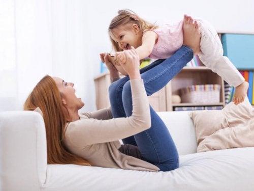 Ser madrina implica estar unida a la vida de alguien para siempre.