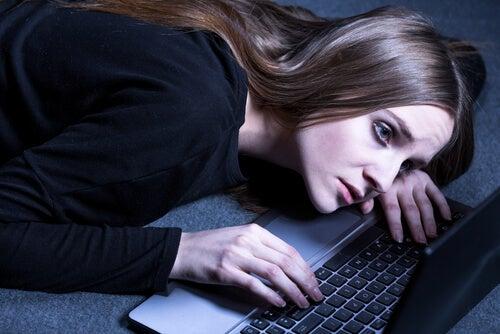 La ciberadicción en la juventud.
