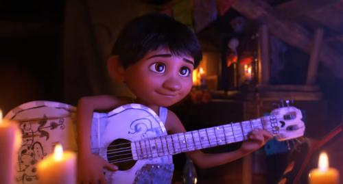 Coco: una película para ver en familia