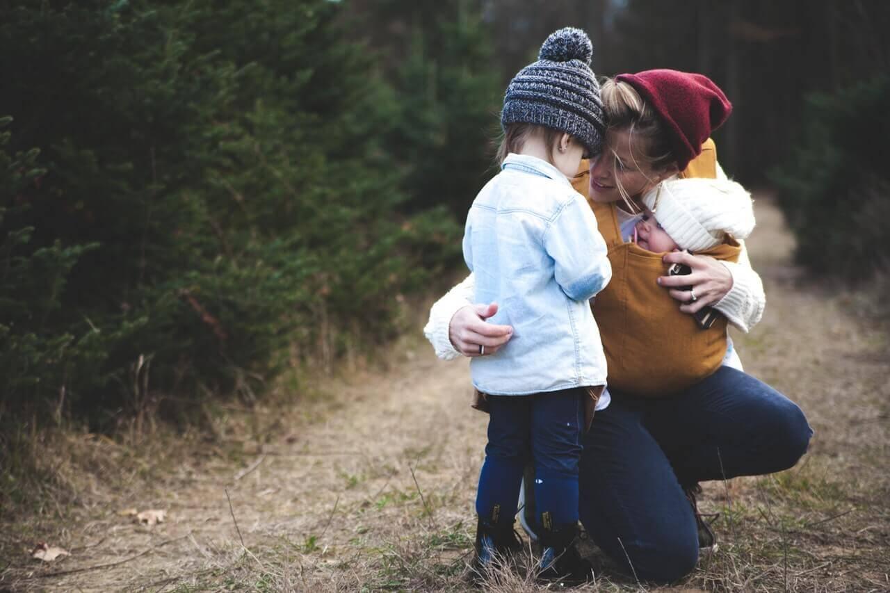 Una de las mejores experiencias en la vida es la maternidad.