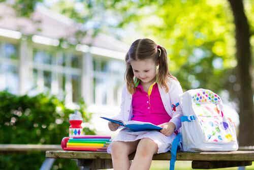 El paso a la educación primaria